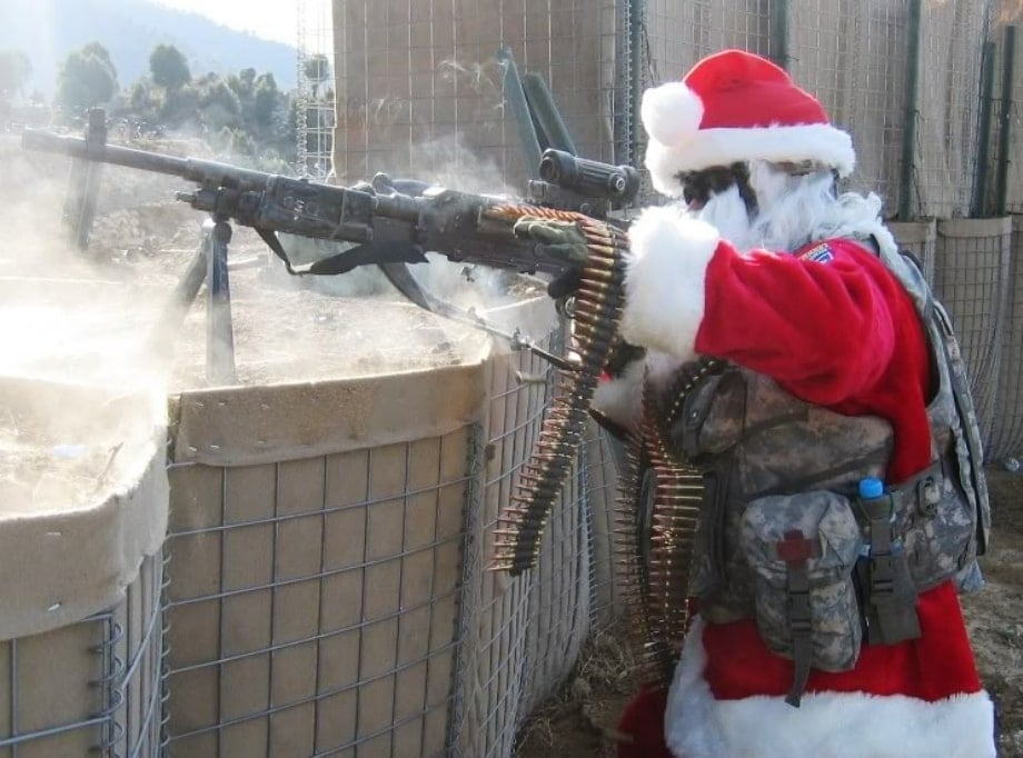 Christmas Gifts Deployed Military Personnel Actually Want