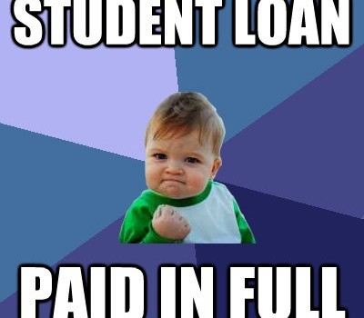 8 Things I Did to Pay Off My Student Loan Debt Early