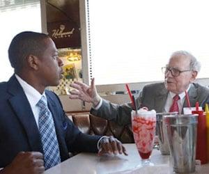 Jay Z & Warren Buffett