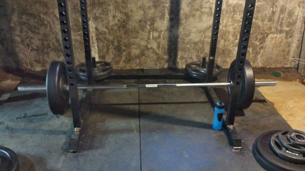 How to build a home gym under military money manual