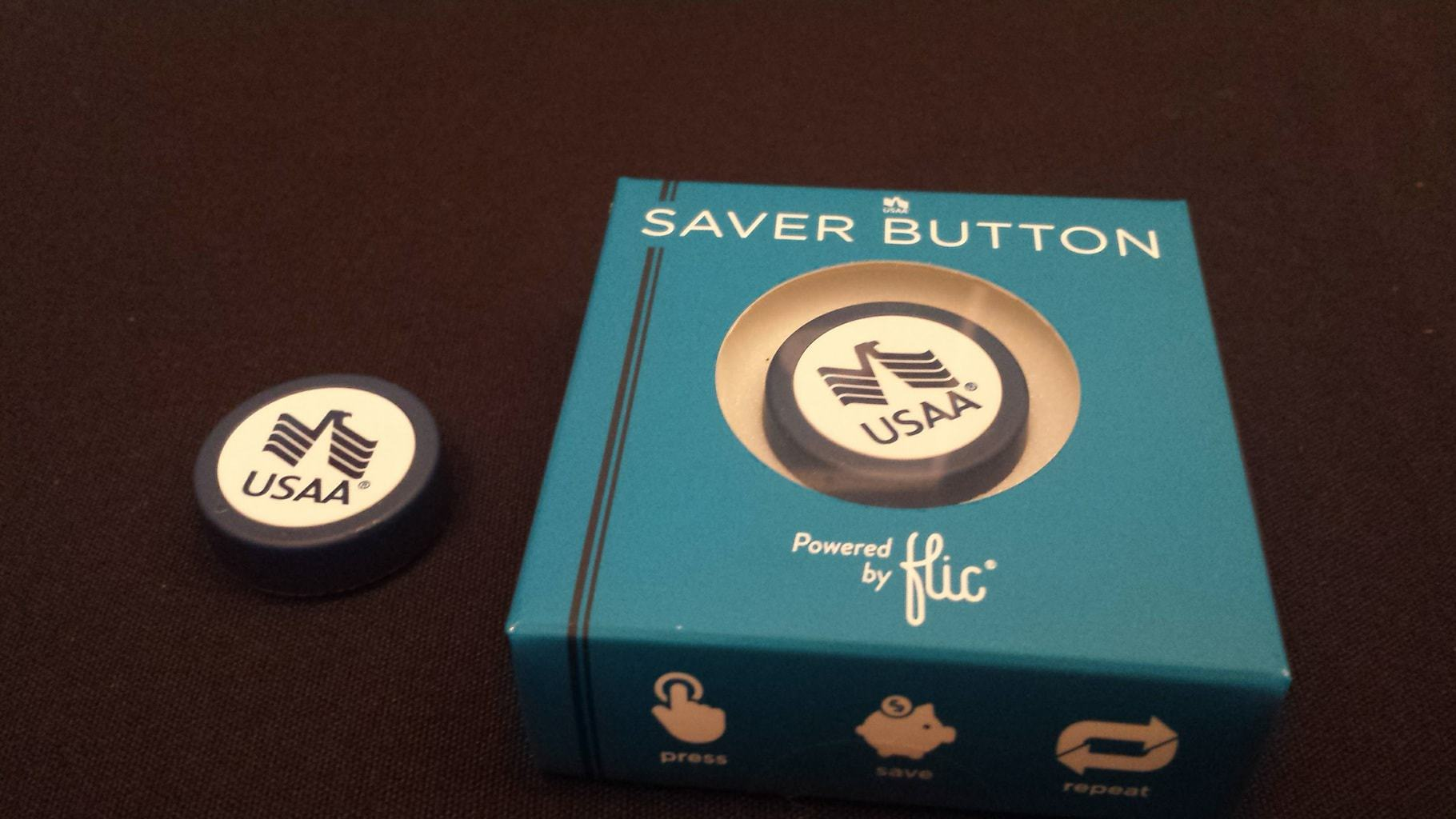 Press Button, Save Money? Maybe, With USAA