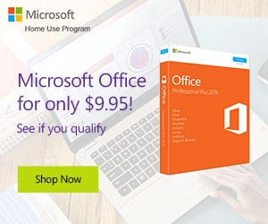 Microsoft Office 2019 Military Discount Home Use Program (HUP)