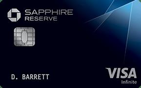 Chase Sapphire Reserve bonus