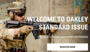 Oakley Military Discount