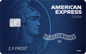 best amex cash back card for military
