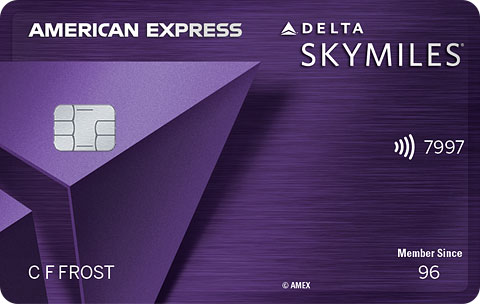 AMEX Delta Reserve card free for US military