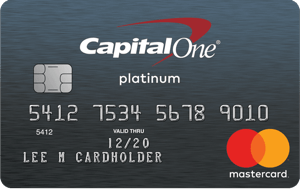 secured credit card for military with bad or no credit