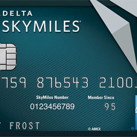 AMEX Delta Credit Cards With No Annual Fee for Military