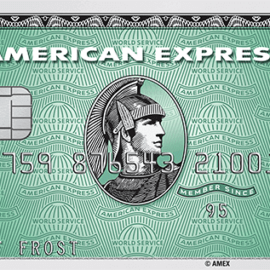Upgrade the AMEX Green Card to Another Free Military Platinum