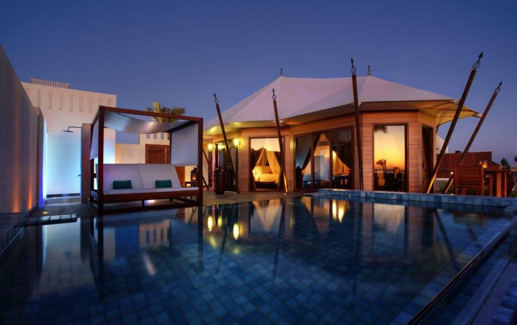Ritz Carlton Al Hamra Beach RAK