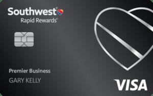 Southwest Business Card for Military Veterans