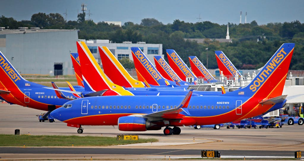 Southwest Companion Pass for Military Servicemembers and Spouses