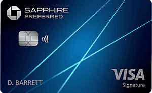 Chase sapphire preferred military