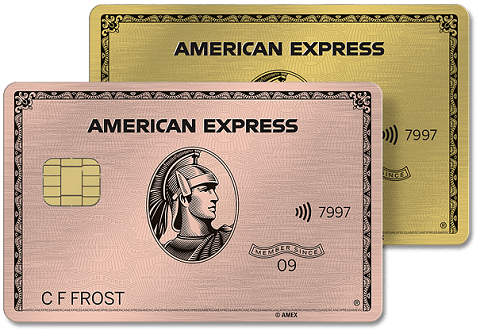 American Express Gold Card No Annual Fee for Military Upgrade to Platinum