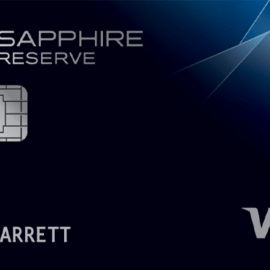 Chase Sapphire Reserve vs. Preferred for Active Duty Military 2019