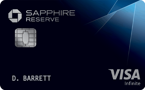 Chase Sapphire Reserve No Annual Fee for Military