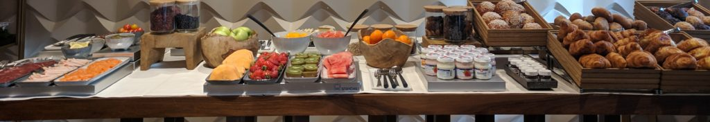 brunch at living room bar and kitchen hotel de la paix geneva ritz carlton