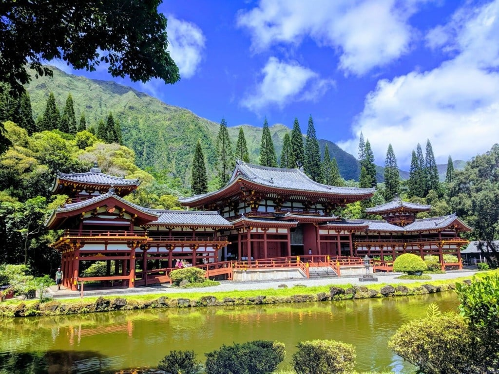Hawaiian Buddhist Temple