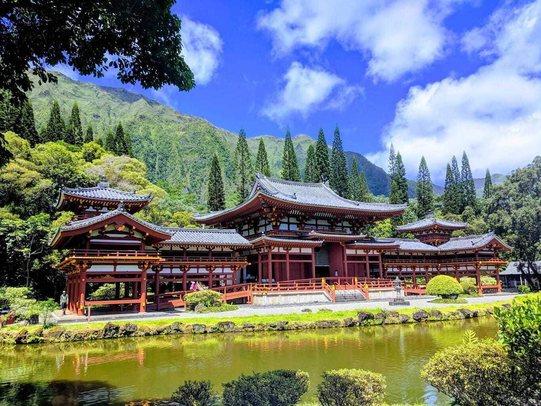 Hawaiian Buddhist Temple