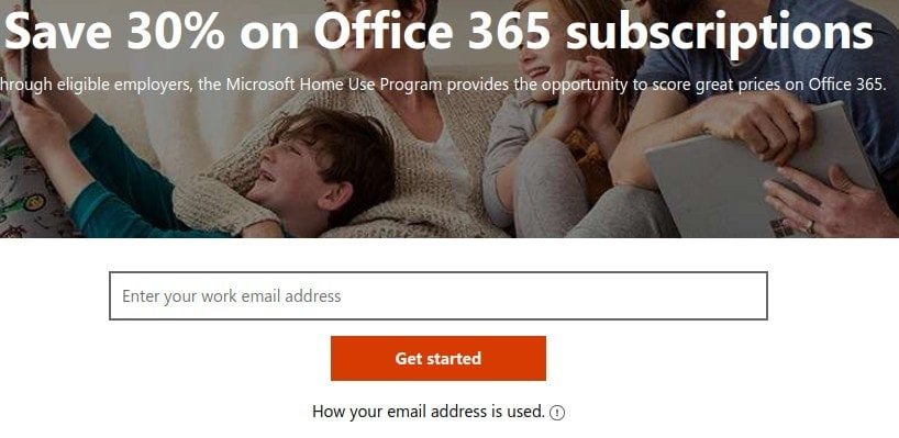 Microsoft Office Military Discount 2019 HUP Home Use Program
