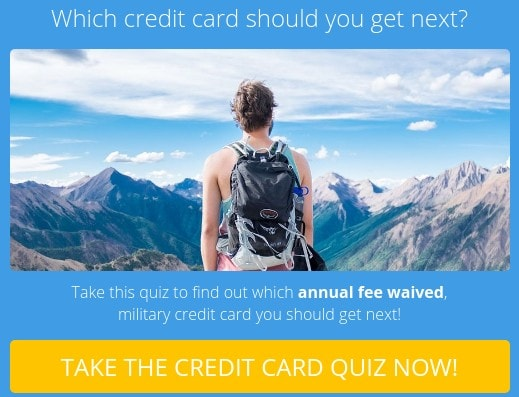 military scra mla credit card quiz