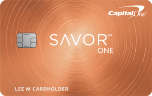 Capital One SavorOne balance transfer credit card for military 0% APR