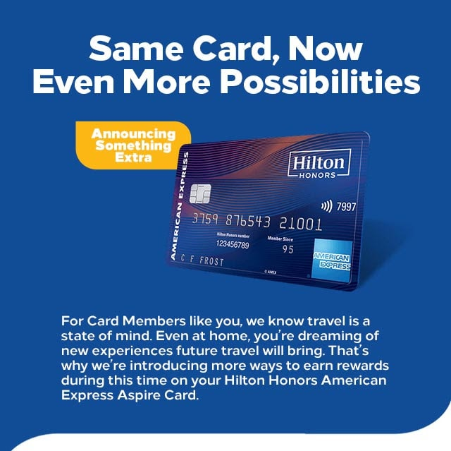 Amex Aspire COVID benefits