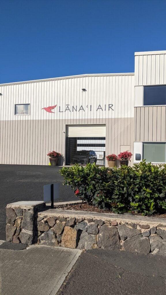 Lanai Air Hanger