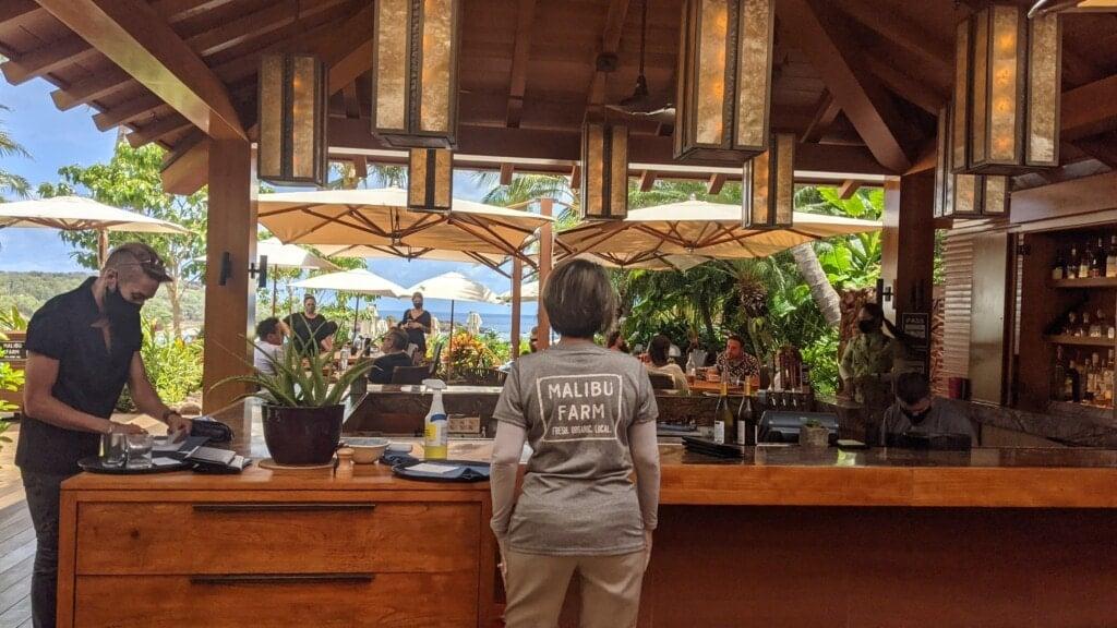 Malibu Farms Four Seasons Resort Lanai