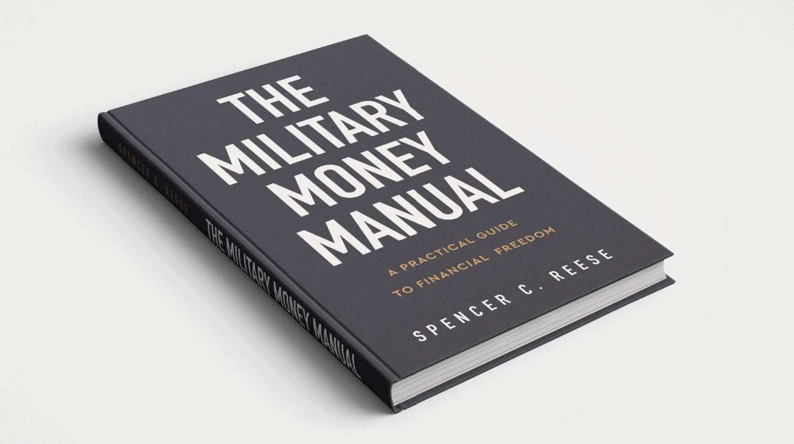 The Military Money Manual hardcover book
