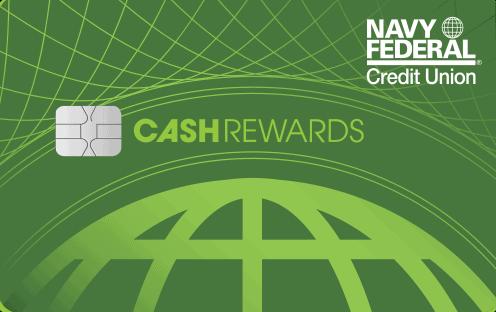 navy federal cashrewards credit card for military